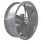Вентилятор осевой Веза ОСА 300-045
