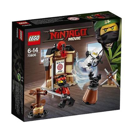 The Lego Ninjago Movie Школа спин-джитсу 70606