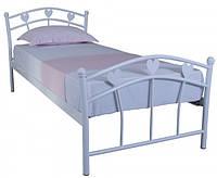 Кровать Melbi Принцесса односпальная детская Кровать Melbi Принцесса односпальная детская White