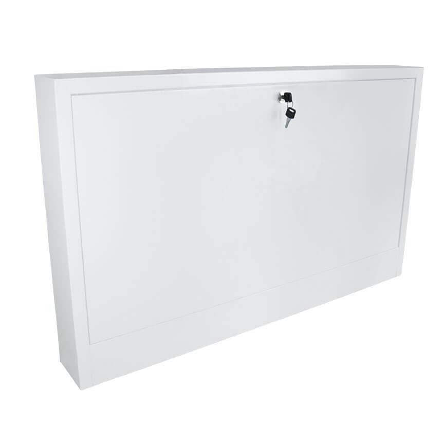Шкаф коллекторный Rossini наружный №6 1150х580х120 мм