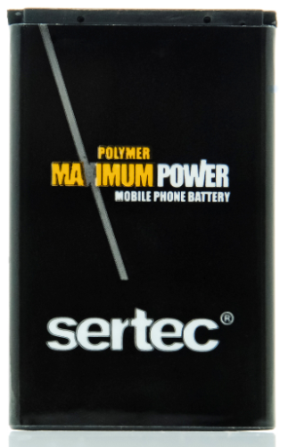 Аккумулятор bl 4c 6300, 1202, 6131, x2 Sertec