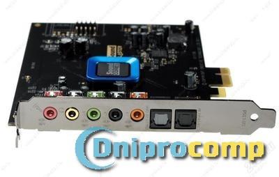 Звукова карта HP (Creative) Recon3D Sound Core3D