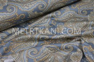 Турецкий сатин для постельного белья 240 см № ПС-85597-1