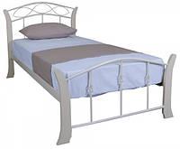 Кровать Melbi Летиция Вуд односпальная Кровать Melbi Летиция Вуд односпальная 90х200/190 см