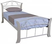 Кровать Melbi Селена Вуд односпальная  Кровать Melbi Селена Вуд односпальная 90х200/190 см