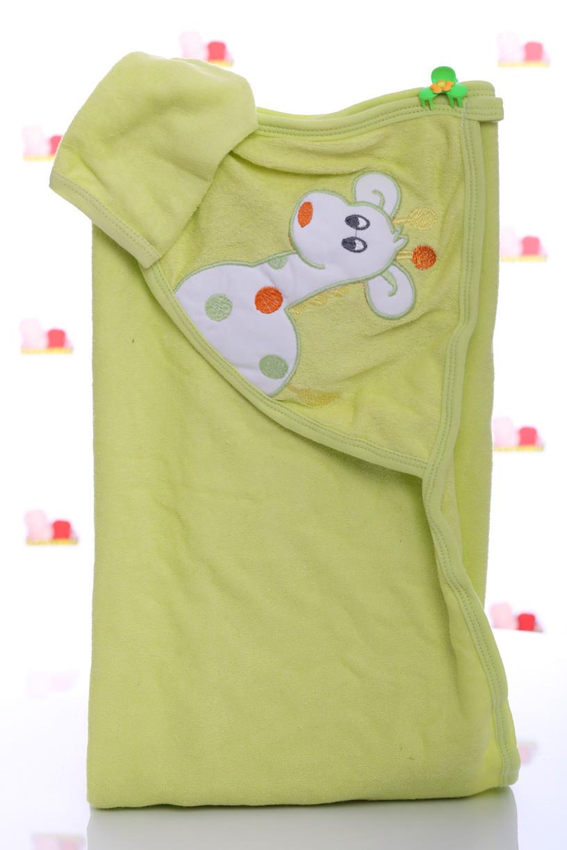 Полотенце с жирафом 90*70 см