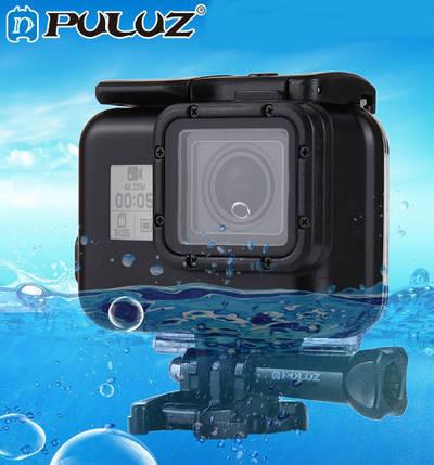 Защитный подводный аквабокс для GoPro Hero 5/6/7 Black  PULUZ, фото 2