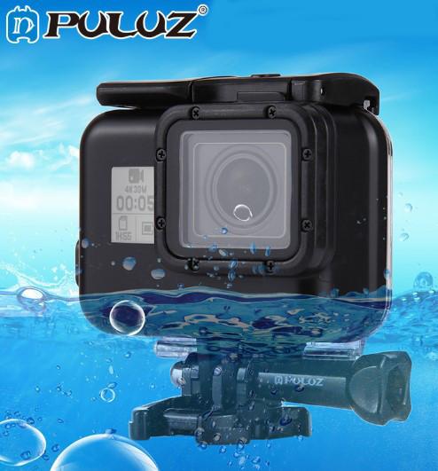 Защитный подводный аквабокс для GoPro Hero 5/6/7 Black  PULUZ