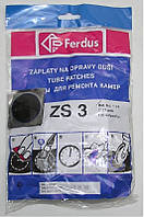 Латка камерная ZS3 (37 мм, 100 шт) Ferdus, фото 1