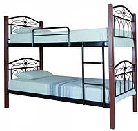 Кровать Melbi Элизабет двухъярусная