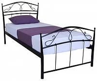 Кровать Melbi Селена односпальная Кровать Melbi Селена односпальная 90х200/190 см