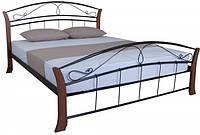 Кровать Melbi Селена Вуд двуспальная