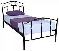 Кровать Melbi Летиция односпальная Кровать Melbi Летиция односпальная 90х200/190 см