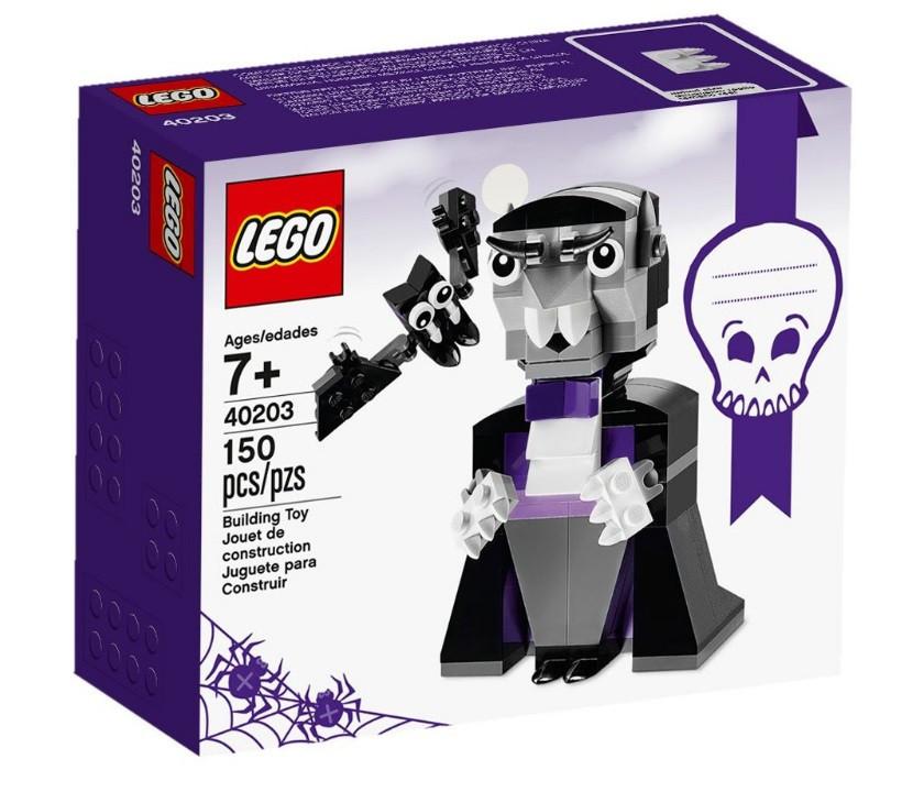 Lego Iconic Вампир и летучая мышь 40203