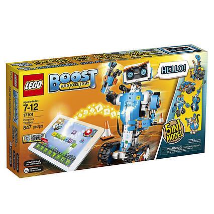Lego Boost Универсальный набор для творчества 17101