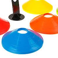 Фишки тренировочные (комплект 5 цветов 50 шт)