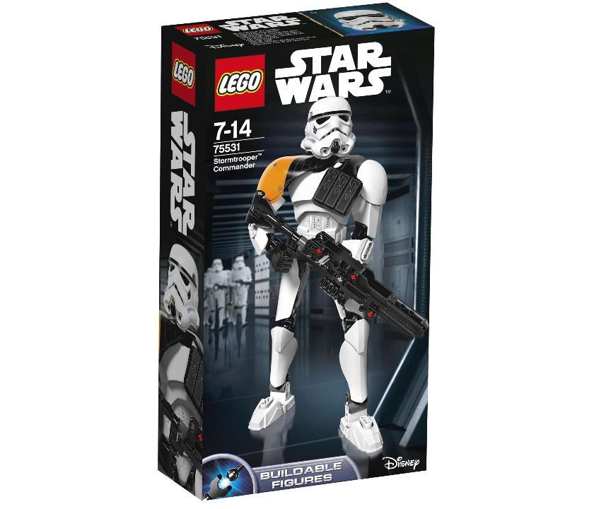 Lego Star Wars Командир штурмовиков 75531