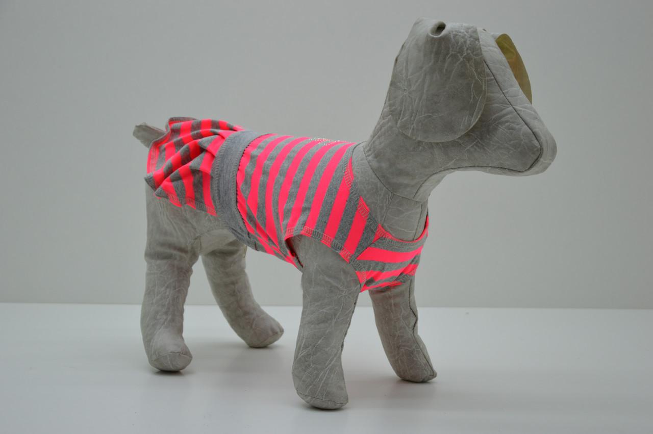 Платье для собак Гольф