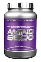 Scitec Amino 5600 1000 tabs