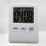 Электронный таймер для кухни на магните, фото 3