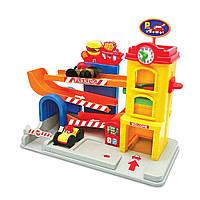 Игровой набор Kiddieland Занимательный гараж (055707)