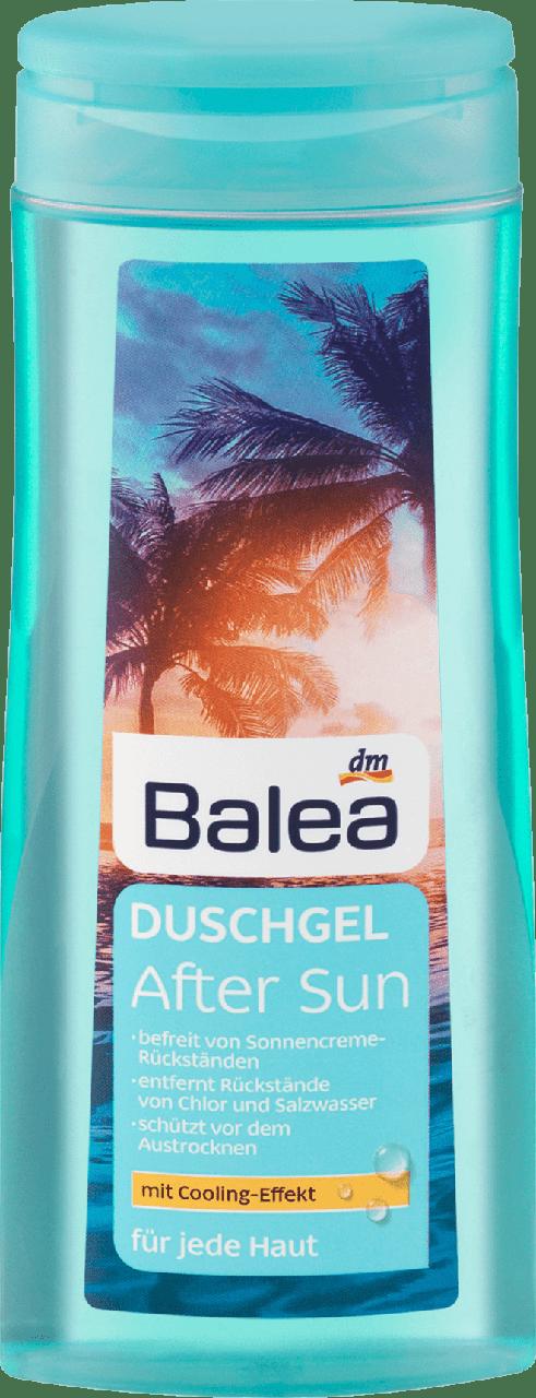 Гель для душа Balea After Sun, 300 мл.