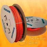 Тонкий  кабель для теплого пола Fenix. 320V 18,5m