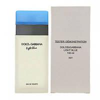 100 мл Тестер Dolce & Gabbana Light Blue для жінок