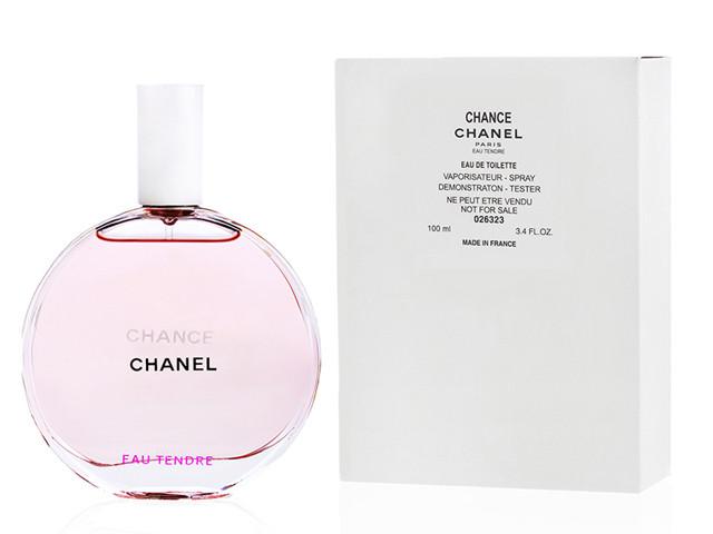 100 Мл Тестер Chanel Chance Eau Tendre для Женщин — в Категории ... ec4b0f6d44b