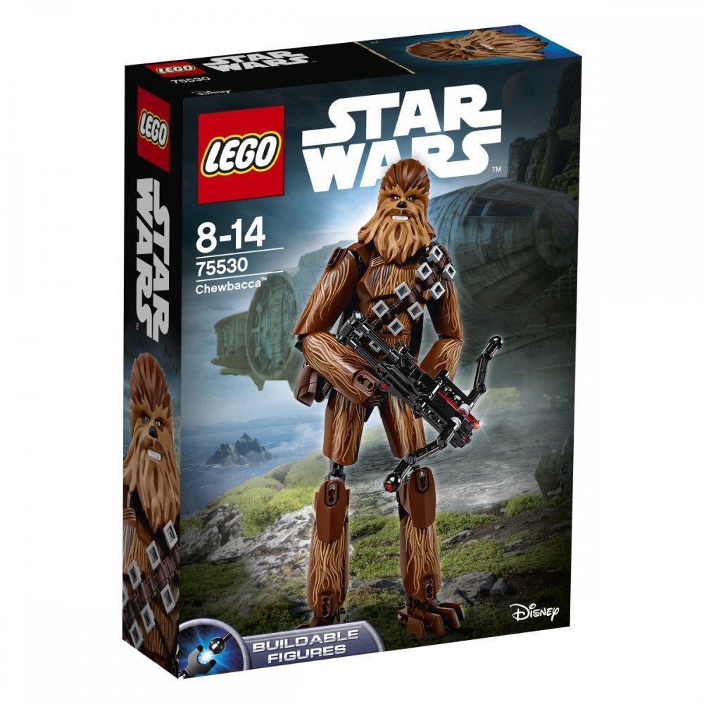 Lego Star Wars Чубакка 75530