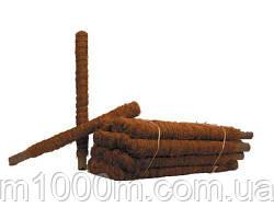 Кокосовая палка для растений 80 см, кратно 5, цена за 1шт
