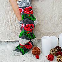 Жіночі шерстяні шкарпетки, фото 1