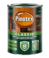PINOTEX CLASSIC средство для защиты древесины с декоративным эффектом 1 л