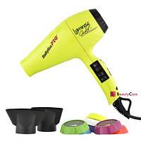 Профессиональный фен для волос Babyliss Pro Luminoso Giallo BAB6350IYE 2100W 3453c0dbe0b8d