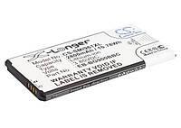 Аккумуляторная батарея CameronSino для смартфона Samsung Galaxy S5 (SM-G900), 2800mAh/10.78Wh, X-Longer, поддержка NFC!