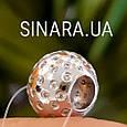 Серебряный родированный шарм Пандоры Небо в алмазах, фото 3