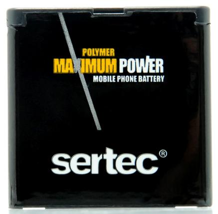 Аккумулятор для nokia bp 5m 7390, 6500s, 8600 900mah sertec, фото 2