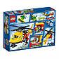 Lego City Вертолет скорой помощи 60179, фото 2