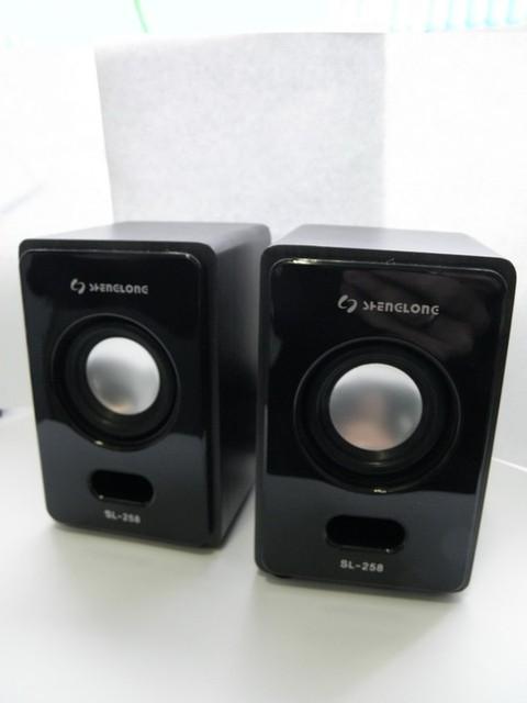SL-258 USB акустика колонки качество! ДЕРЕВО!
