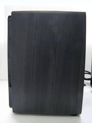 SL-258 USB акустика колонки качество! ДЕРЕВО!, фото 2