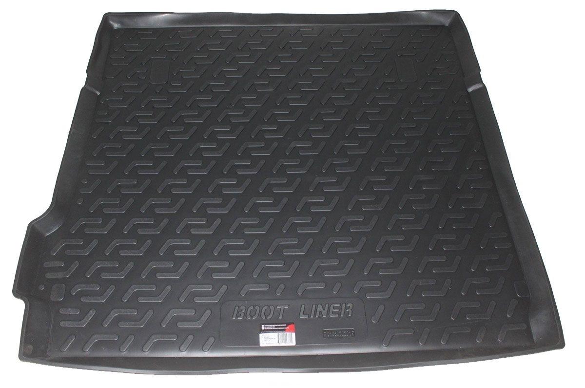 Коврик в багажник для Nissan Pathfinder IV (R52) (12-) полиуретановый 105070201