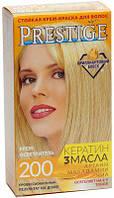 Стойкая краска для волос vip's Prestige №200 Крем-осветлитель