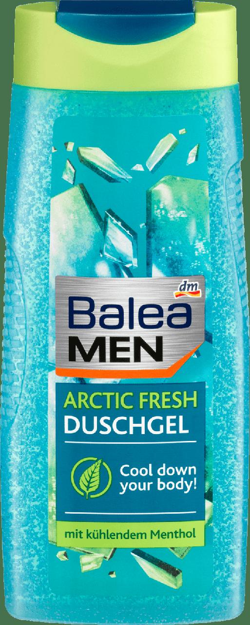 Гель для душа Balea Men Arctic Fresh, 300 ml