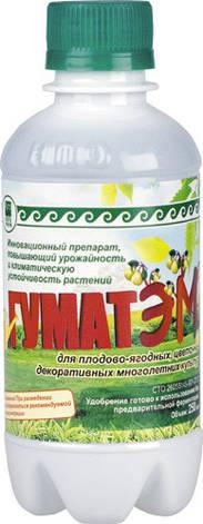ГУМАТЭМ для плодово-ягідних та квітково-декоративних культур, фото 2