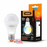 Умные LED лампы с регулировкой цветности от VIDEX