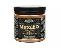 Декоративная эмаль акриловая METALLIQ (бронза) 0,5 кг