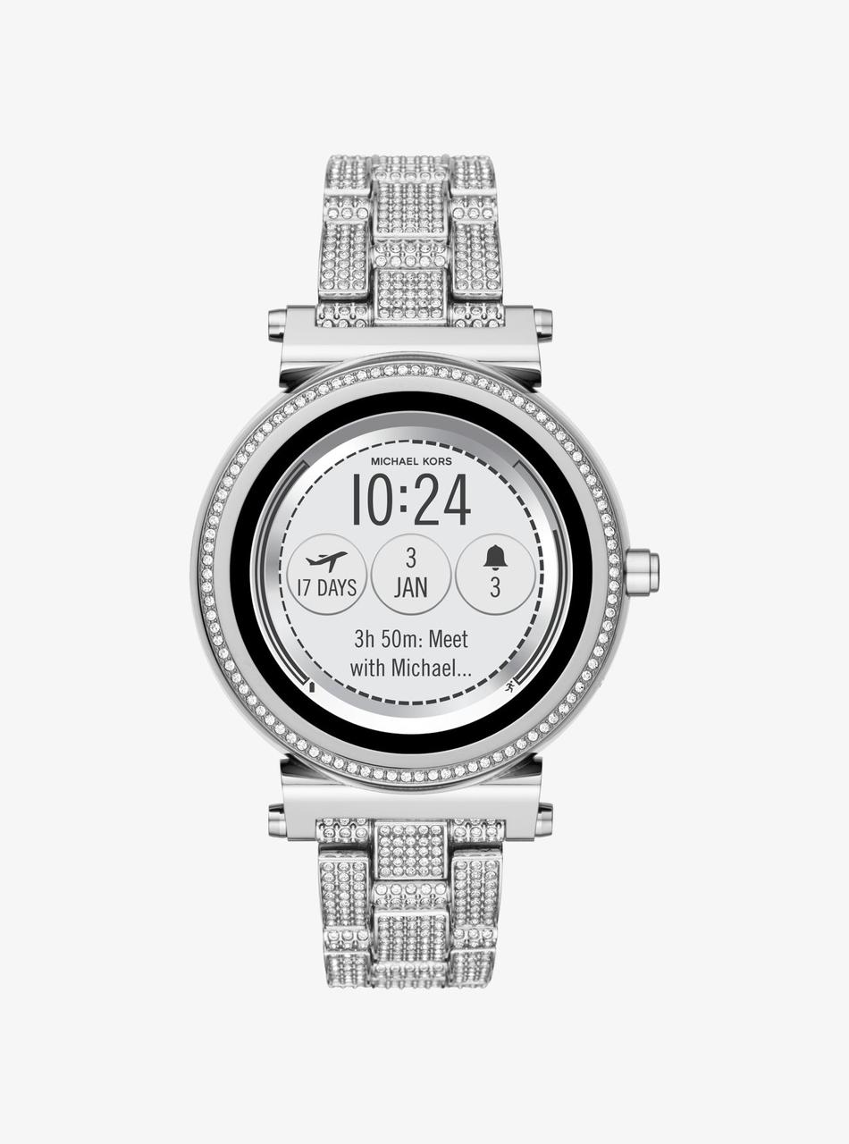 5f759634325c Часы Michael Kors Access Sofie Pavé Smartwatch MKT5024