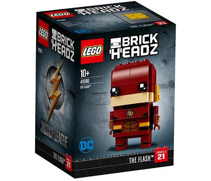 Lego BrickHeadz Флеш 41598