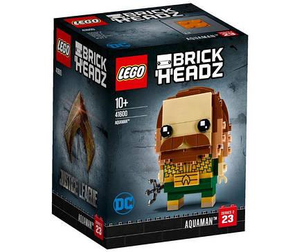 Lego BrickHeadz Аквамен 41600