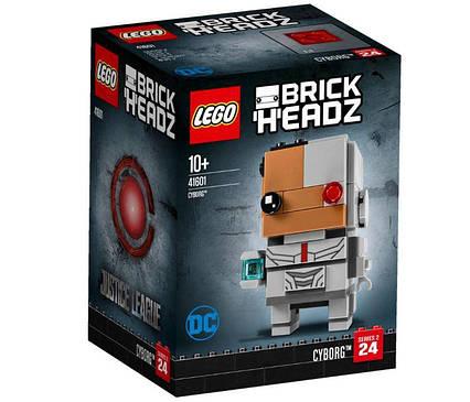 Lego BrickHeadz Кіборг 41601